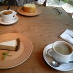 ティールーム テテオ - ケーキとコーヒー