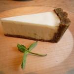 38099328 - チーズアールグレイチーズケーキ