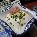 かみ風船 - 手造りざる豆腐