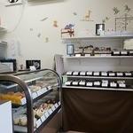 つみき - お菓子工房つみき 店内