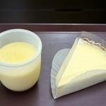 つみき - お菓子工房つみき プリンとチーズタルト