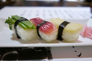 古稀庵 - やさい寿司