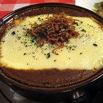 レストラン・テキサス - カレーハンバーググラタン