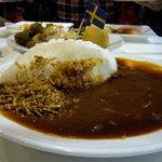 イケア・レストラン - ハッシュドビーフ(ラージ) 599円