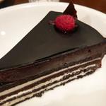 アンクルハウス - ショコラケーキ