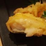 豊祝 - 太刀魚とチーズの重ね揚げ