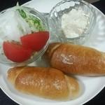 ルフラン - 塩パン86円はりーずなぶ!