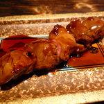 3811328 - ☆比内地鶏の白肝の焼き物(*^。^*)☆