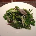 38117645 - こだわり有機野菜のサラダ