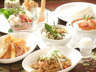 タイ料理ぺっぽい