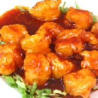 興和軒 - エビのチリソース 干焼蝦仁