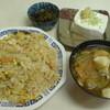 大橋屋 - 料理写真:チャーハン¥600