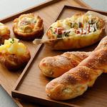 スイーツ&デリ - 【2015夏】New Breads