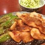 四季 - スタミナ焼き