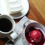 林檎 - セーキセットコーヒー付き