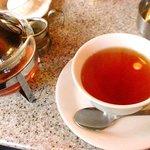ルパン - 紅茶。
