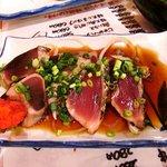浜焼 魚松 - 浜焼 魚松 @西葛西 鰹のたたき