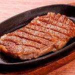 霜降り系極上希少部位の熟成ステーキ(150g)