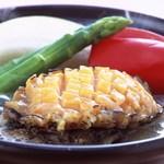 木曽路 - 鮑バター焼き