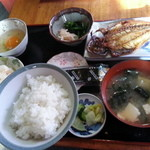 らんぷはうす - 朝定食 600円