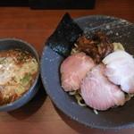 38147872 - チャーシューつけ麺(並) 1,000円