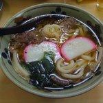 讃岐っ子 - 肉うどん (850円)