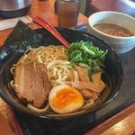 ラの壱 - 料理写真:2015年5月再訪:濃厚つけめん☆