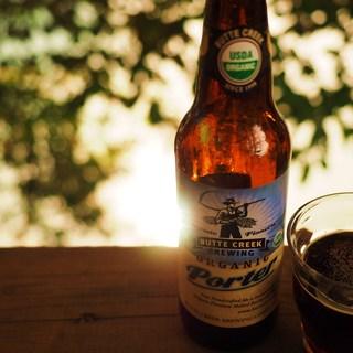 阿里山cafe - ドリンク写真:オーガニックビール