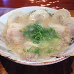 一葉軒 - チャーシュー麺