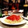 ベンズカフェ - 料理写真:哀愁あるミートソーススパゲティ