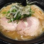 38157243 - 濃厚鶏麺800円♪o(^▽^)o