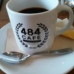 484cafe - 食後のコーヒー