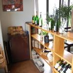 イタリアンガーヴィ - 店内写真2