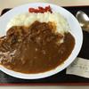 草木ドライブイン - 料理写真:カレーライス 600円