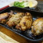 38160788 - 広島産の牡蠣、バター醤油炒め