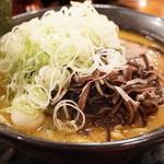 すすきのらぁめん 膳 - 2015.05味噌