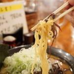 すすきのらぁめん 膳 - 2015.05味噌リフト