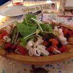 てぃーち FOOD FACTORY - サラダ