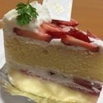 ウインドミル - 料理写真:イチゴショート