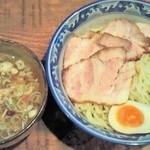 めん処 樹 - 以前食べた塩つけ麺
