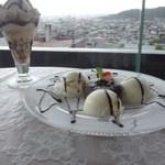セリナ - アイスとフォンダンショコラと眺望