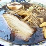 麺 和華 - 醤油ラーメン750円