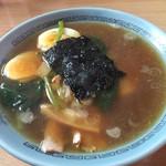 竹のこ食堂 - 料理写真:醤油