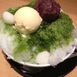 神戸風月堂  - 宇治しぐれ