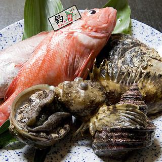 本当に美味しく新鮮な海鮮を皆さまにお届けしています。
