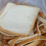 サンドイッチ工房 サンドリア - 底に端くれ