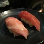 Sushi Sasabune  - ☆鮪大トロ&中トロ(≧▽≦)/~♡☆