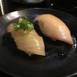 Sushi Sasabune  - ☆ぶりとビントロ☆