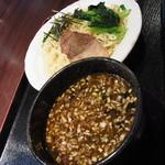 38178545 - 魚粉つけ麺(730円)
