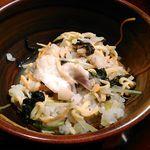 串焼・魚 新宿宮川 - お茶漬けもおいしい
